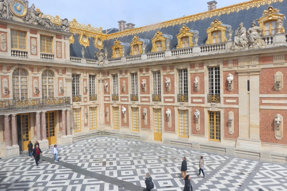 A Royal Tour At The Palace of Versailles